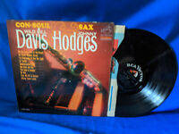 Wild Bill Davis & Johnny Hodges LP Con-Soul and Sax RCA Victor Soul Jazz