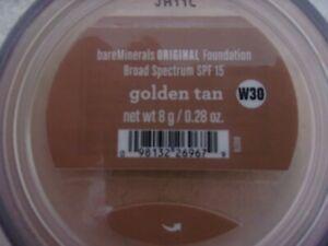 bareMinerals  GOLDEN TAN W30 Matte SPF15 Foundation
