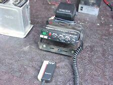 Midland WEATHER MAX MINI 40 Channel CB Radio with Speaker, Mic, Bracket