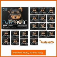 Nutriment Raw Puppy Food -20kg