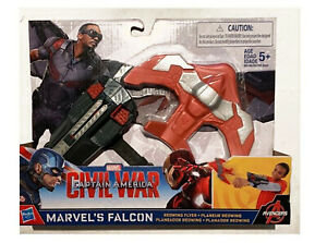 Nerf AVENGERS POWER MOVES ROLE PLAY CAPTAIN AMERICA IRON MAN WAR MACHINE FALCON