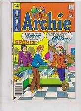 "Archie #271 VF- june 1978 - infamous ""pearl necklace"" cover - high grade comic"