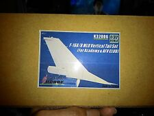 KASL Hobby 1/32 F-16A/B MLU Vertical Tail conversion for Academy & AFV CLUB