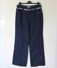 Per Una Linen Regular Tailored Trousers for Women