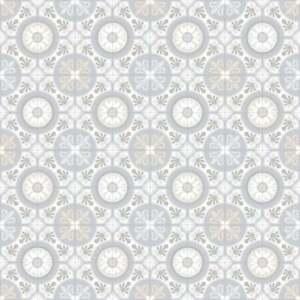 Moroccan Stone Tile Effect Vinyl Roll Cheap Bathroom Flooring 2 3 4 m Wide Lino
