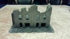 15mm JR Miniatures Stalingrad Destroyed Apartment Building OOP