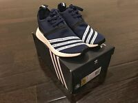 Adidas White Mountaineering Navy NMD R2 Size 7 BB3072