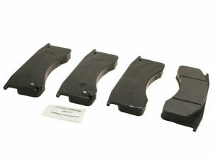 Front AC Delco Brake Pad Set fits Ford F650 2002-2003 33RXQW