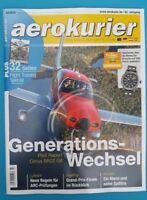 aero Kurier Das Magazin für Piloten  03/2018 ungelesen 1A absolut TOP