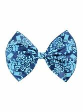 DR WHO DOCTOR TARDIS TIME MACHINE BLUE BARRETTE HAIR CLIP BOW COSPLAY XMAS GIFT