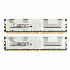 Samsung 8GB 2x 4GB PC2-5300F Memory Fr Dell Precision 490 690 T5400 T7400 R5400