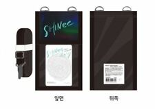 SHINEE Debut 10th Anniversary SHINee DAY GOODS TICKET HOLDER + MINI POSTER NEW