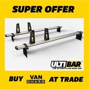 FORD Transit MK6 MK7 2000-14 ROOF BARS H1 2x HD ULTI bars VG49-2