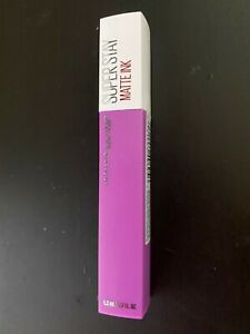 Maybelline Superstay Matte Ink Liquid Lipstick 35 Creator