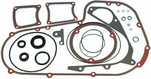 NEW James Gasket - JGI-34901-85-K - Primary Cover Gasket, Seal and O-Ring Kit