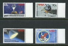 ST.VINCENT GRENADINES APOLLO 11 20th ANNIVERSARY OF THE MOON LANDING SET MINT NH