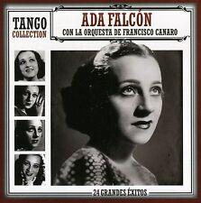 Falcon Ada-Orquesta - Tango Collection-24 Grandes Exitos [New CD]