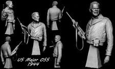 200mm 1/9 bust OSS Major 1944, sculpted by Carl Reid