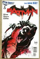 Batman #3-2012 nm 9.4 1st STANDARD cover Scott Snyder Court Of Owls New 52
