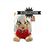INUYASHA PELUCHE 30 CM pupazzo INU YASHA cosplay Kagome Sesshomaru manga anime