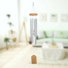6 Tubes Metal Wind Chimes Outdoor Garden Decor Home Yard Memorial Gift