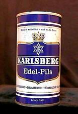 Karlsberg Edel-Pils - Late 1960'S - 35Cl Pull Tab Can - Homburg Germany
