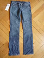 NEUF James Cured By seun Jeans Girls Bootcut Jeans w 25 Blue