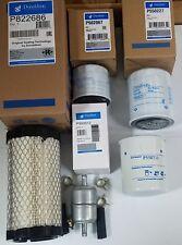 Kubota RTV900 Filter Kit - (Trust Donaldson High Quality Filters)