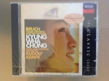 BRUCH: VIOLIN CONCERTO - SCOTTISH FANTASIA CD - BRAND NEW AND SEALED