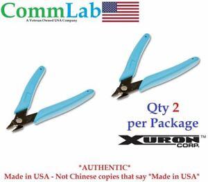 Qty 2 - XURON 170-II Micro-Shear® Flush Cutter AUTHENTIC