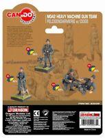 DRAGON CANDO1/35 WWII German MG42 Machine Gun Team Dogs 4 Pieces MIP SEALED