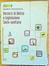 PERCORSI DI DIRITTO E LEGISLAZIONE SANITARIA VOL.3 + 4 - MESSORI RAZZOLI - CLITT