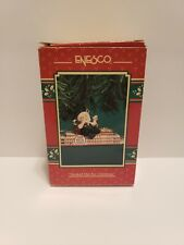 Enesco Treasury Ornament 1996 Decked Out For Christmas Riverboat Casino Gamble