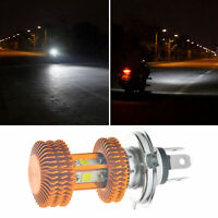 18W H4 LED Motorrad Scheinwerfer Birne Fern-Abblend-Lampe Roller 12V 4Seite Chip