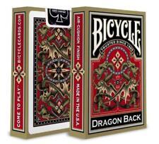 POKER CARDS - GOLD DRAGON BACK - Bicycle 1025004 - Poker, Skat usw. - NEU