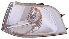 Para Volvo S40 Mk1 5/2000-5/2004 Frontal Transparente Lámpara de Luz Indicadora