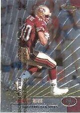 Topps Jerry Rice Original Modern (1970-Now) Football Cards