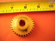 Leather Skiving Machine Large Gear Part # 3Y-115