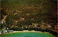 Vintage Postcard Gibraltar Estate Jamaica's Gold Cost