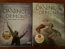 Da Vinci's Demons Complete First and Second Seasons 1 & 2 DVD New