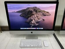 "Apple iMac 27"" 5K Retina Late 2015 1TB Fusion 32GB Ram 4GHz Core i7 AMD M390 2GB"