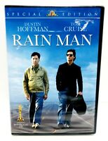Rain Man (DVD, 2006, Special Edition) NEW SEALED Dustin Hoffman Tom Cruise