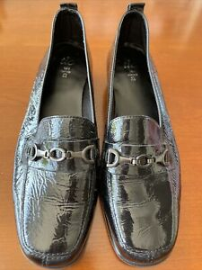 Ladies Quality soft Leather Loafers By TLC. Size 6. Brand New