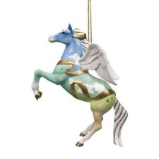 New Enesco Trail of Painted Ponies Guardian Angel Ornament