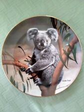 The Koala by Charles Frace 1990 1st issue in Nature's Lovables - W.S. George