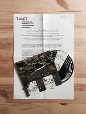 Sun Airway Soft Fall Promo CD 2012 Dead Oceans