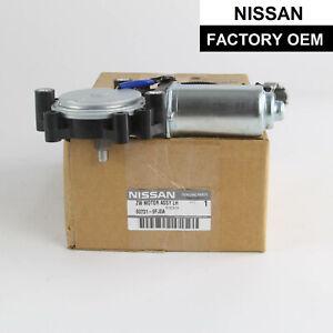 GENUINE NISSAN ARMADA TITAN INFINITI Q56 DRIVER SIDE WINDOW MOTOR OEM 807319FJ0A