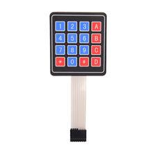 4x4 Matrix 16 Key Membrane Switch Keypad Keyboard for Arduino/ AVR/ PIC/ ARM TJB
