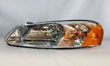 Left Side Replacement Headlight Assembly For 2003-2006 Dodge Stratus Sedan
