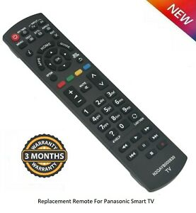 NEW Panasonic N2QAYB000830 Remote Control For TH43EX600L TH-43EX600L Smart Tv
